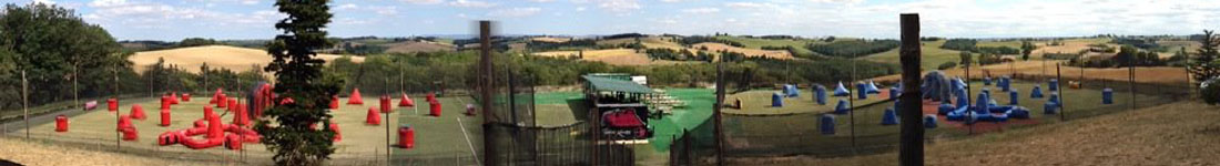 Paintball Belcastel