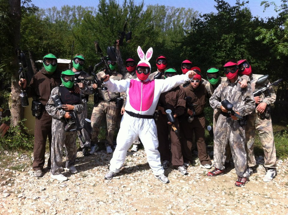Paintball saint orens